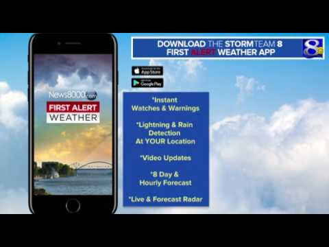Storm Team 8 launches weather app