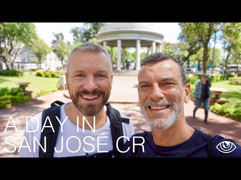 A Day in San José Costa Rica / Costa Rica Travel Vlog #160 / The Way We Saw It