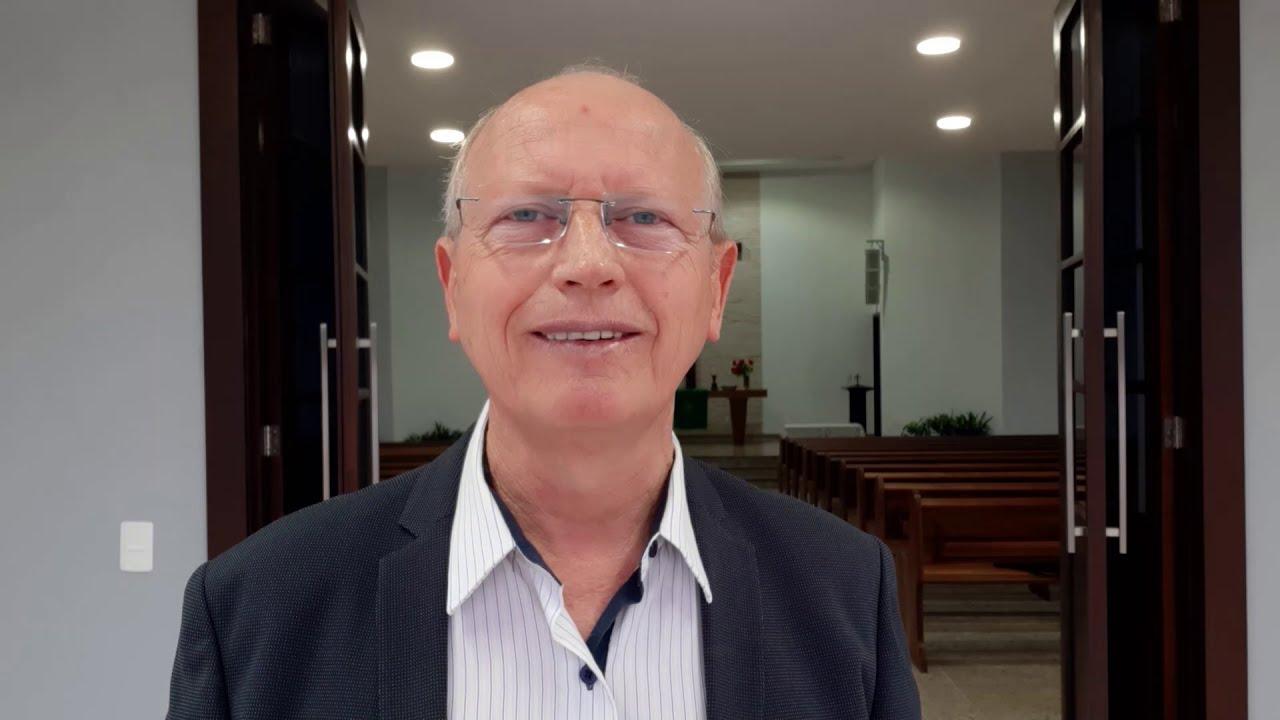 Recepcionista na Igreja