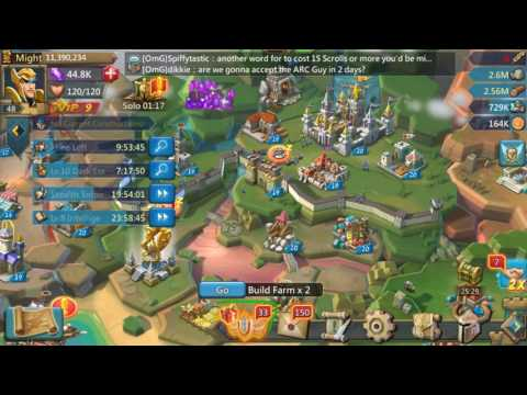 Lords Mobile: How To Change Your Home Kingdom