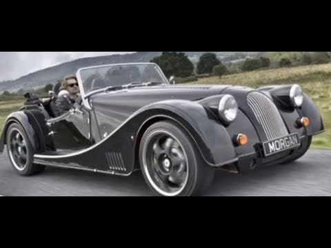 family history of the morgan motor company youtube. Black Bedroom Furniture Sets. Home Design Ideas
