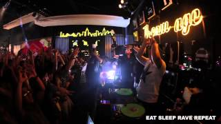 DDB6 DREAM AGE - Eat sleep rave repeat  DJ Bnuts live