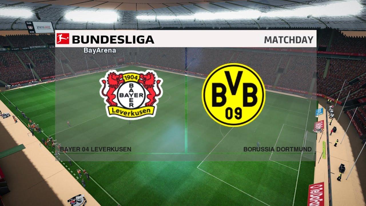 Bayer Vs Dortmund