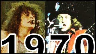 1970's Music Glam Rock 70's Marc Bolan T. Rex David Bowie Mud Slade Sweet Geo Bassett Cards