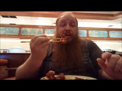 """White Trash Guide To Buffets Across America"" episode 18 - China Bear - Houston, TX - MUKBANG"
