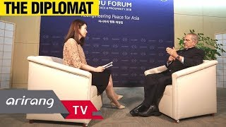 [The Diplomat] Ep.6 - Jeju Forum-Special II with Former President of Timor-Leste, Jose Ramos-Horta