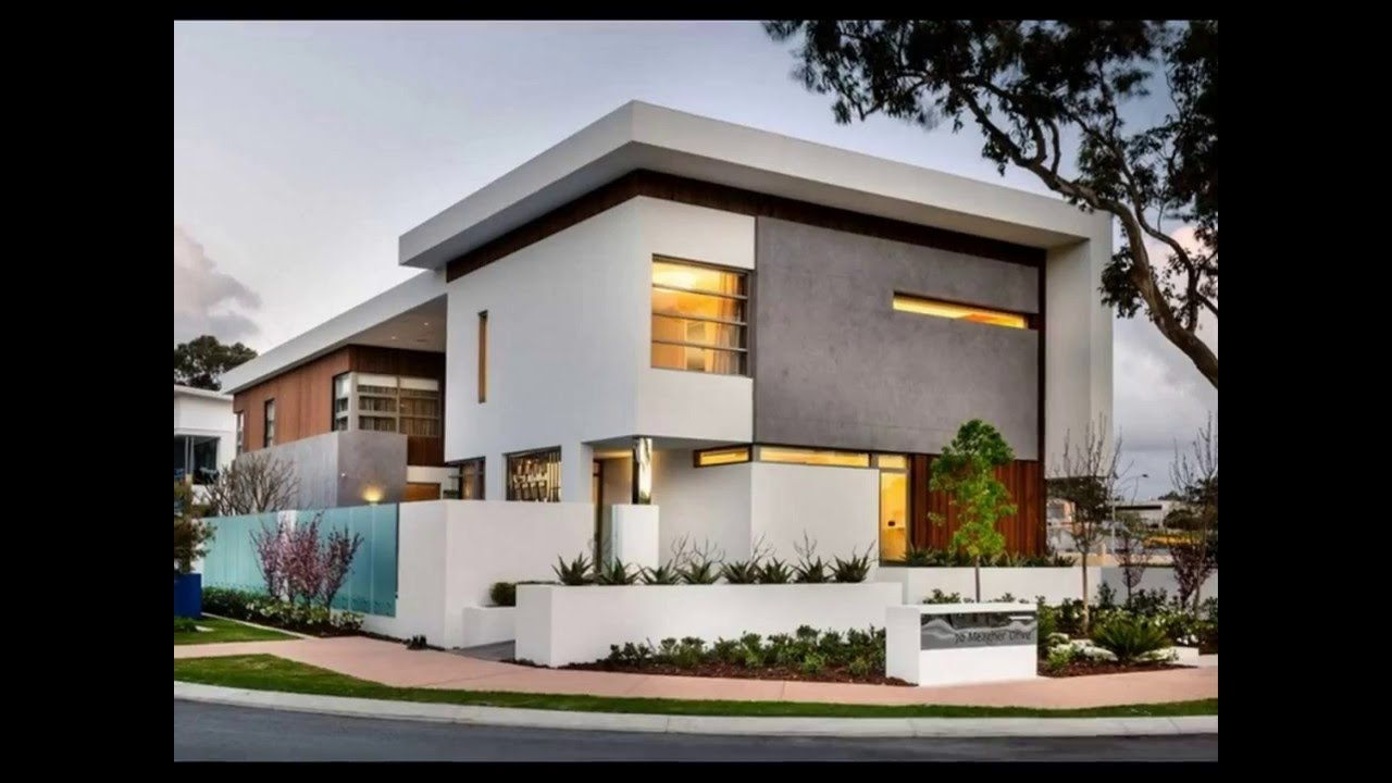 Best Modern Home Architecture In Western!! See How To Make Beautiful ...