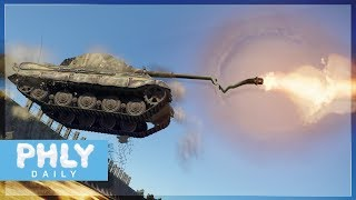 This tank might be REMOVED from the game (War Thunder Tanks Gameplay)