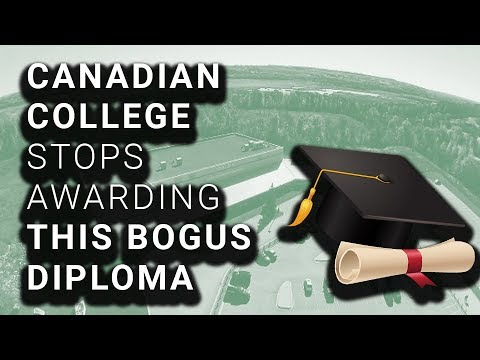 Canadian College Cancels Bogus Homeopathy Diploma