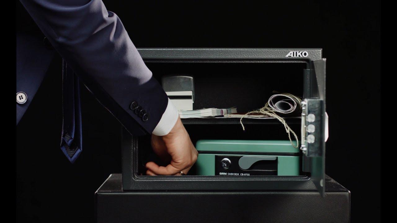вскрытие сейфов Aiko