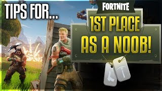 How To Get 1st Place in Fortnite - Tips and Strategy for #1 Victory as a Beginner