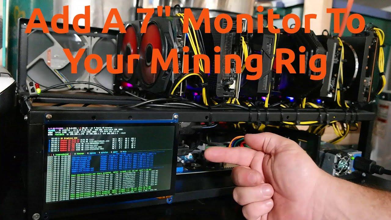 monitorul minier bitcoin