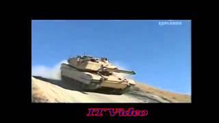 Мегамашины   Самый крупный в мире танковый тягач Oshkosh M1070 Megamachine The world's largest tan