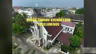 Lagu Rohani Karo : Kubas TanNdu Kuendesken Geluhku ( inc.lyrics ) ~ Franta Ginting