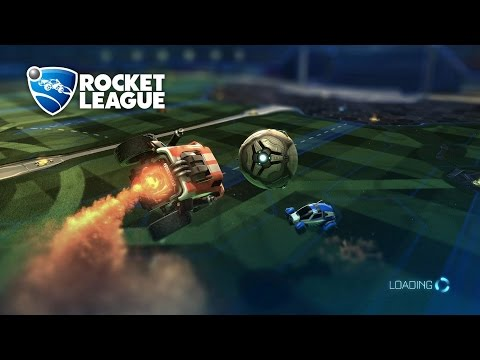 (PS4) Rocket League Multiplayer Playthru Episode 2