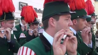 Schützenfest 2017 - Platzkonzert der Junggesellen