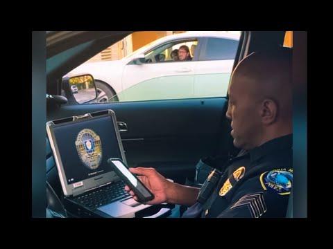 Santa Monica cop or Hollywood actor? You decide...
