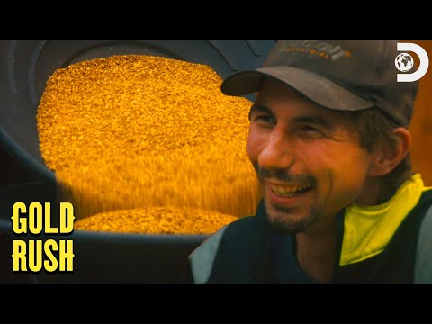Parker's Million Dollar Pay Day! | Gold Rush