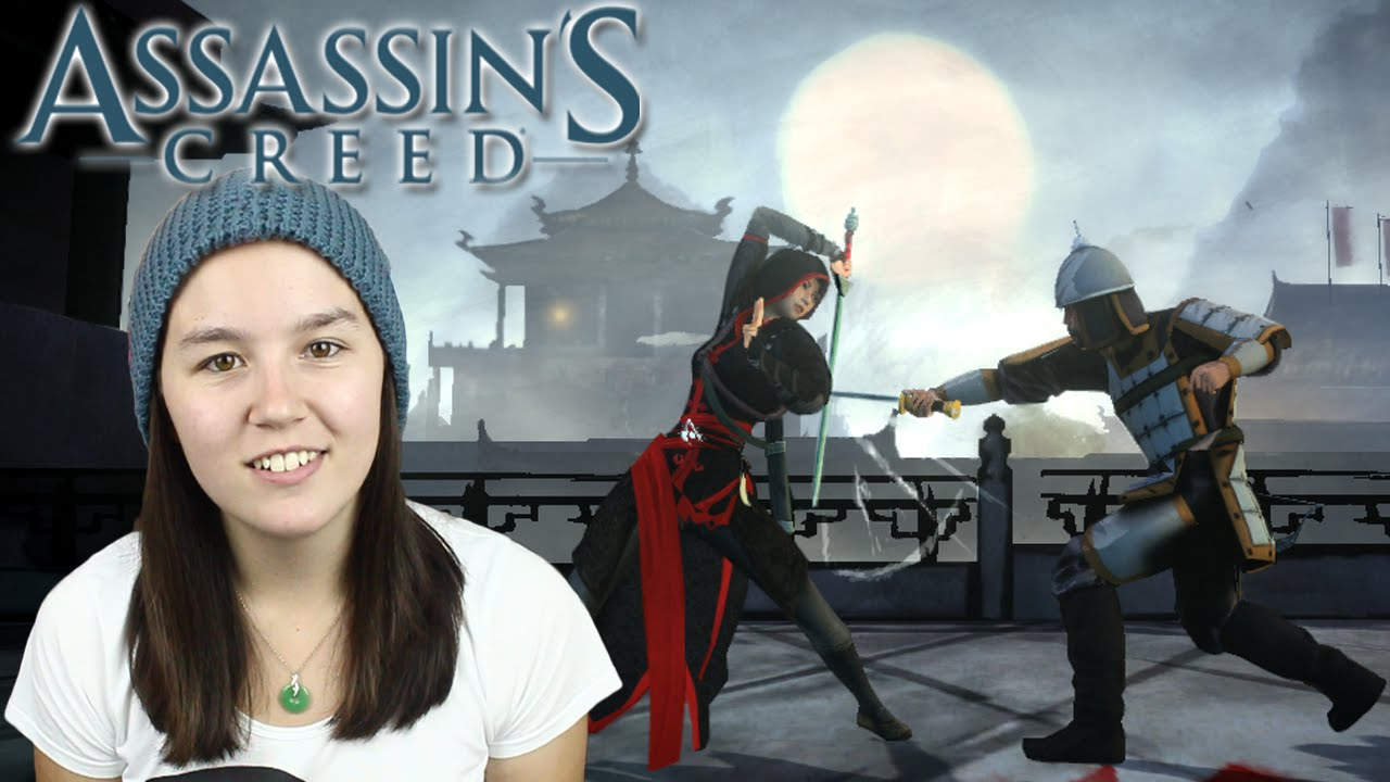 Assassin S Creed Chronicles China Gameplay Assassin S Creed