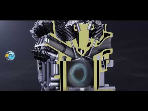 El Nuevo MOTOR Dynamic Force de TOYOTA.