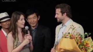 Bradley Cooper/ The A-Team Japan Premiere.
