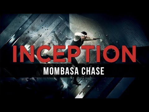 Hans Zimmer: Mombasa Chase [Inception Unreleased Music]