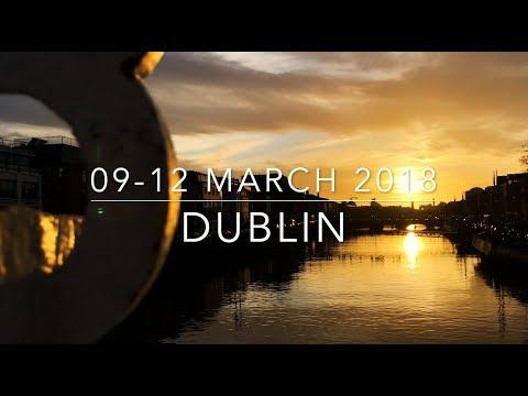 Dublin Adventure   TOP PLACES IN DUBLIN    Travel Video