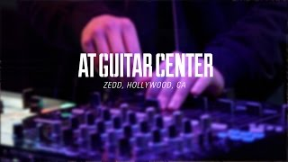 Zedd At Guitar Center