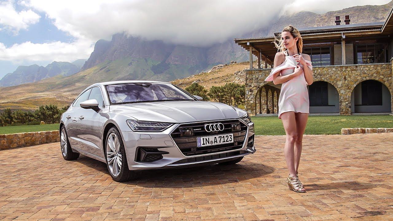 AUDI A SPORTBACK REVIEW InterieurExterieur TEIL YouTube - Audi a7 review