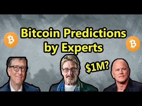 Top 10 Bitcoin Price Predictions 2018 By Experts In Crypto