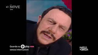Crozza Salvini e le Europee del 26 maggio