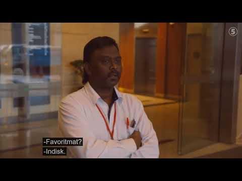 Favoritsaker hos en Indisk säkerhetsvakt (Filip Och Fredrik)