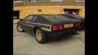 Lotus Cars - Donington meeting -- 1989 Top Gear
