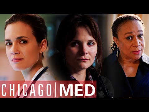 Dr. Manning SWEARS It's 'Shaken Baby Syndrome' | Chicago Med