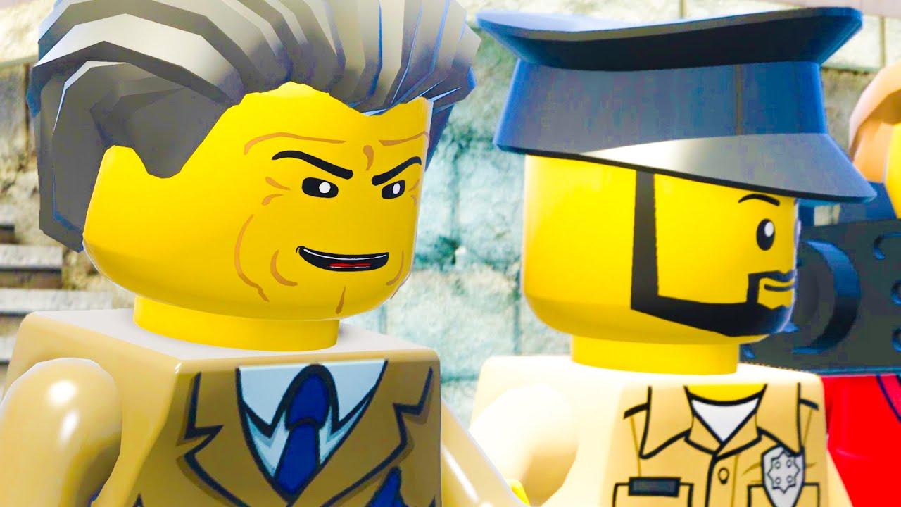 der polizeitrick  lego city undercover  youtube