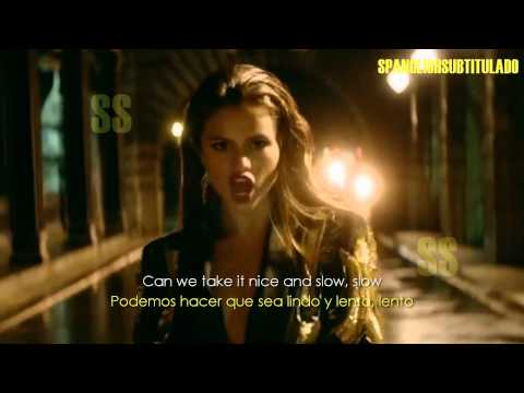 Selena Gomez - Slow Down (Lyrics - Sub. En Español)