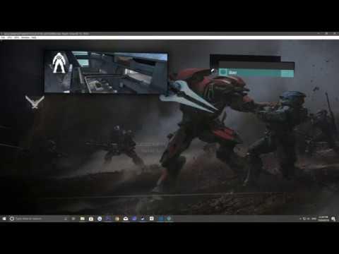 Halo Reach on Xenia (360 Emulator) 10/24/18