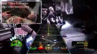 Guitar Hero: Metallica Xbox 360 Gameplay - Guitar Hero: Metallica World Record Rocked! part.1
