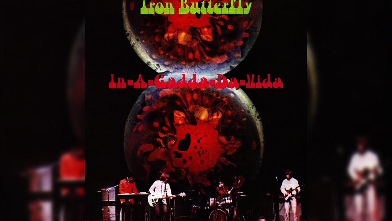 Iron Butterfly - In-A-Gadda-Da-Vida (Official Audio)