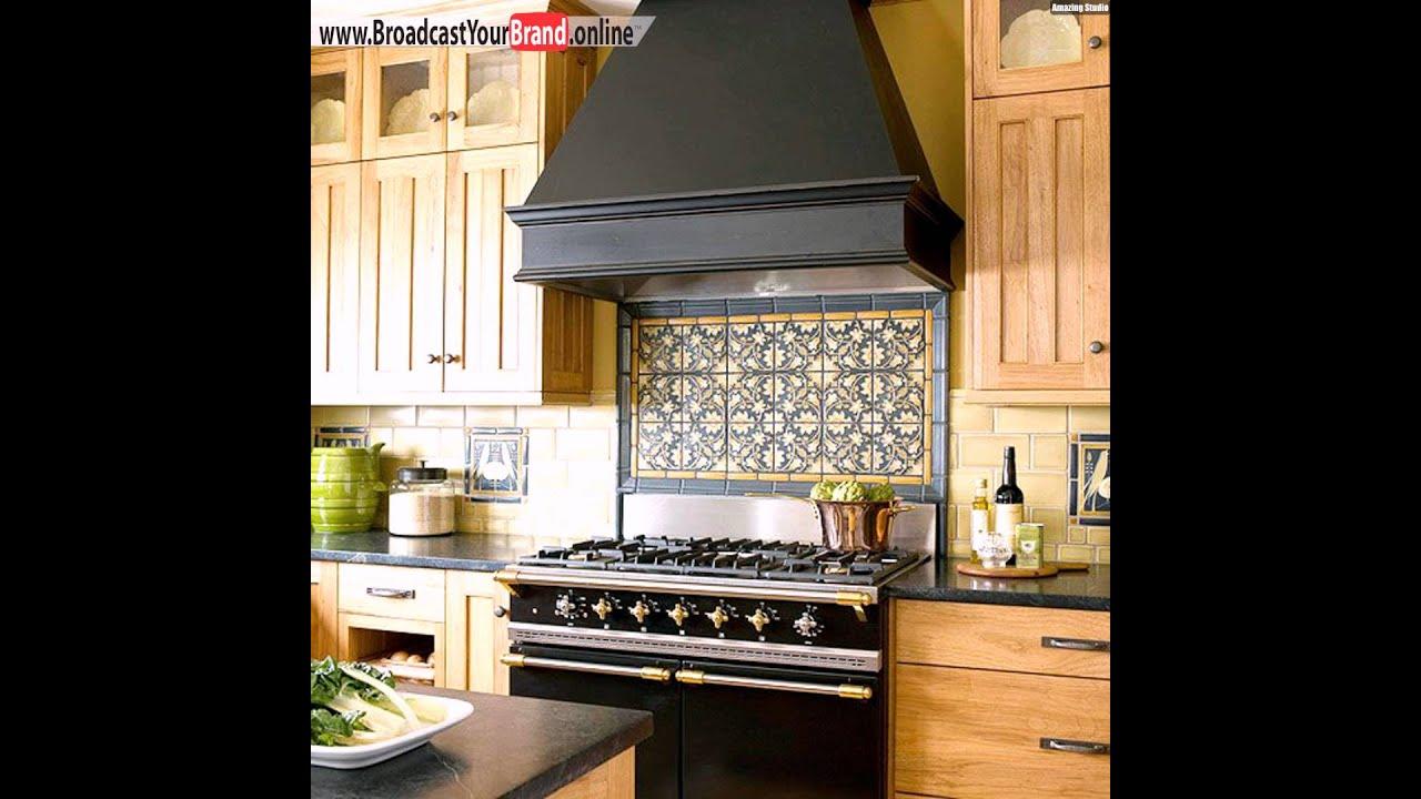 fliesen küchenrückwand antike atmosphäre gold schwarz youtube