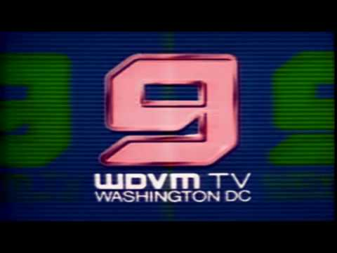 WDVM TV Bumpers {Early mid