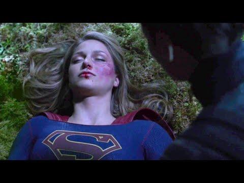 Red Daughter mata Supergirl e Alex se lembra que ela é sua irmã e a salva - DUB. HD | Supergirl 4x21