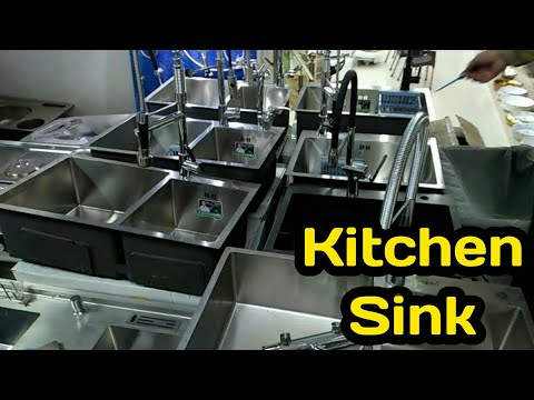 kitchen sink price in pakistan at azan traders | kitchen accessories | kitchen mixers