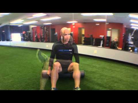 Foam Rolling For Piriformis Syndrome Youtube
