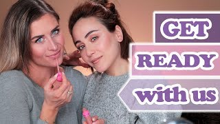 GET READY WITH ME/ US (deutsch) + Q&A mit Hatice Schmidt - Style and Talk