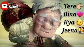 Tere 💗Bina Bhi💘 Kya Jeena Hearttouching WhatsApp status videos by Prasenjeet meshram
