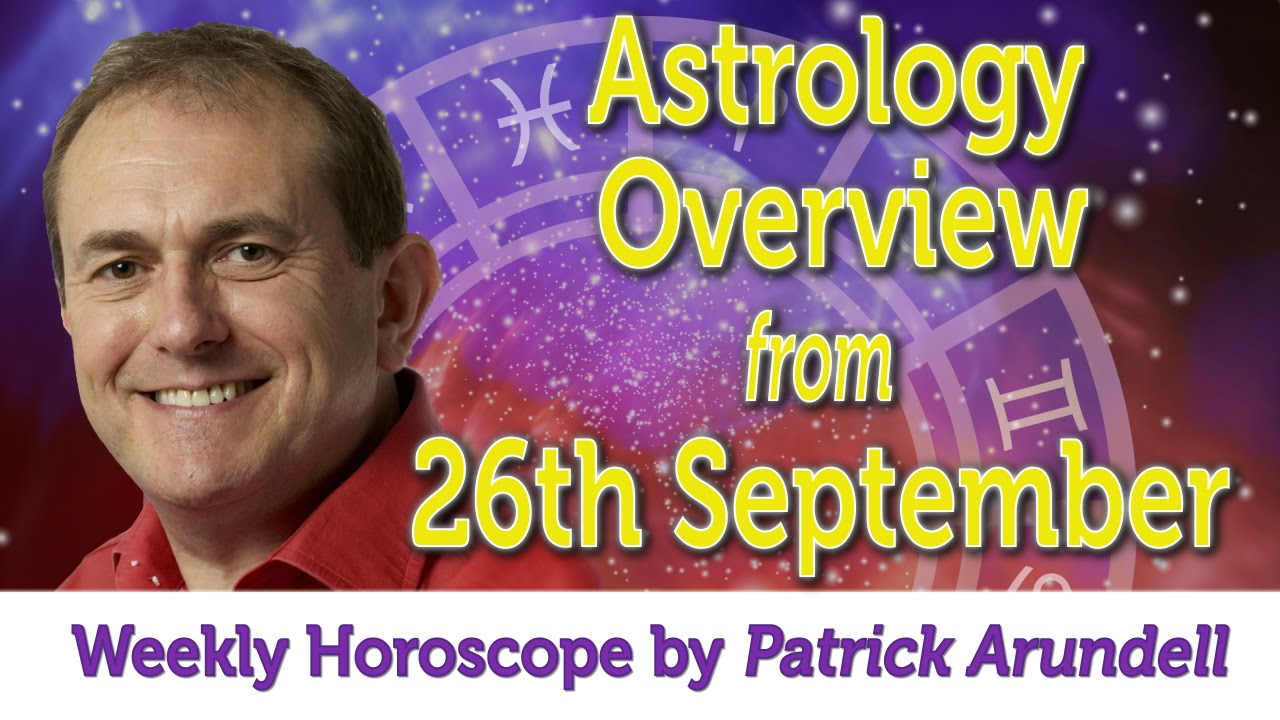 Weekly Horoscope Forecasts and Free Weekly Astrology Predictions Starting Sunday