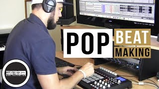 "Making a Pop Hip-Hop Beat 2018 ""Wait a Minute"" (prod. by TCustomz)"