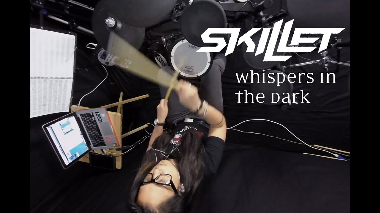 Skillet Whispers In The Dark - Year of Clean Water