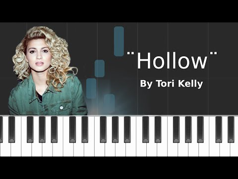 Tori Kelly - ''Hollow'' Piano Tutorial - Chords - How To Play - Cover